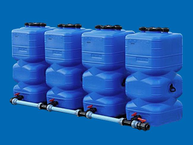 Zbiorniki na olej opałowy i napędowy z atestem