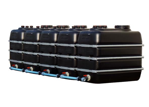 bateria pieciu zbiornikkow df